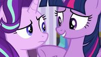 Twilight Sparkle --of course-- S6E6