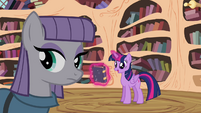 Twilight Sparkle -I've got lots of poetry- S4E18