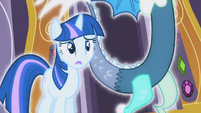 Twilight and Discord astral projections S2E2