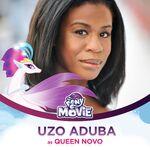 Uzo Aduba as Queen Novo