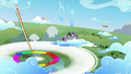 Young Rainbow Dash does the Sonic Rainboom S5E26.png