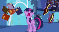 615px-Twilight Sparkle Frustrated S1E1