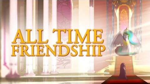 All time friendship - teaser 1 (not canon)