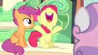Apple Bloom -I'm such a huge fan!- S4E19