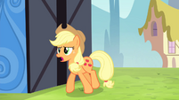 "Applejack ""you can't do a dive like that!"" S4E20"