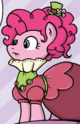 Comic issue 1 Gown Pinkie