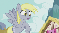 Derpy notices Matilda S5E9