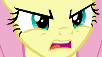 "Fluttershy ""nothing wrong with being a pony!"" S9E9"