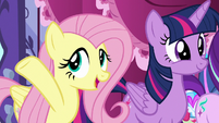 Fluttershy -made us all feel beautiful- S7E19