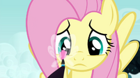 Fluttershy realizing her mistake S4E16