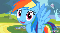 """Hot Minute with Rainbow Dash """"this is my Hot Minute"""""""