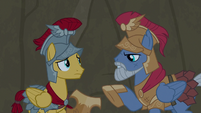 "Ironhead ""I can't think of a worthier flank"" S7E16"