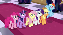 Mane Six surprised to see Discord S9E2
