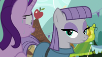 Maud still staring blankly at Starlight S7E4