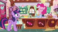 "Pinkie Pie ""baking is more art than science"" S7E23"