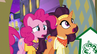 Pinkie Pie --Rarity, what did you do--- S6E12