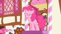 Pinkie Pie is under control S2E13