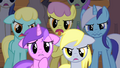 Ponies don't like Fluttershy's performance S01E20.png