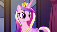 "Princess Cadance ""I'll go shut off the main!"" S5E10"