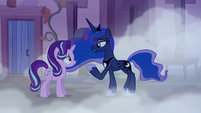 "Princess Luna ""the feelings in it are real"" S6E25"