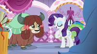 """Rarity """"it's all about a tradition"""" S9E7"""