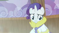 Rarity 'It's been so long' S6E10