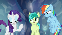 Rarity -such a disappointment- S8E22