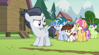 "Rumble ""where we can enjoy being blank flanks"" S7E21"
