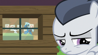 Rumble getting jealous of the campers' fun S7E21