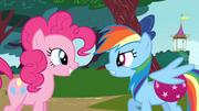 S01E07 Rainbow jest zła na Pinkie