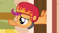 Scootaloo asks about toys S03E11