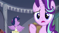 Starlight Glimmer -basically what the princesses did- S7E10
