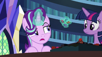 Starlight Glimmer a little bitter at Twilight S7E24