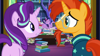 Starlight and Sunburst in great surprise S7E25