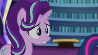 Starlight getting nervous S6E1