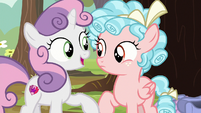 Sweetie Belle -that's how friendship works- S8E12