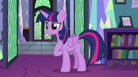 "Twilight ""I had good friends in Canterlot"" S5E12"