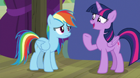"Twilight ""light of hope being snuffed"" S8E7"