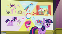 "Twilight ""might not have gotten into magic school"" S5E25"
