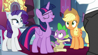"Twilight ""we have it all covered"" S9E13"