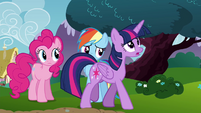 Twilight -but I don't really have time- S4E26