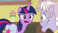 """Twilight Sparkle """"yes, we did"""" S9E5"""