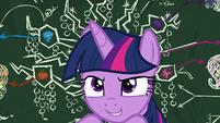 Twilight Sparkle -almost as if- S8E22