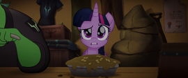 Twilight Sparkle confused by turn of events MLPTM