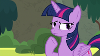 Twilight Sparkle regains her composure S8E6