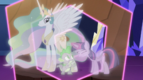 Twilight ends the second simulation S7E1