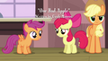 Apple Bloom 'She doesn't have her Cutie Mark' S3E4.png