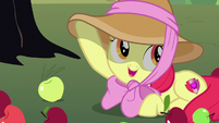 Apple Bloom -it sounds like fun- S7E9