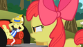 Apple Bloom not happy with Flim S2E15.png