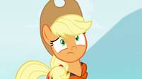 Applejack getting scared S4E09